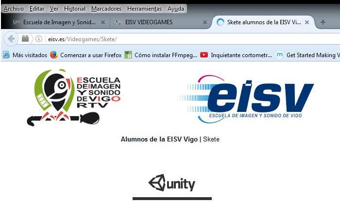 Ciclo de Animación de eisv trabajos de alumnos de la eisv.