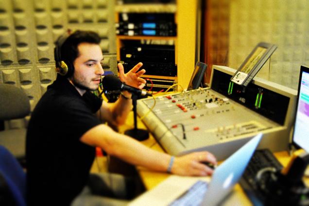 Ciclo de Video-DJ, imagen del ciclo 1